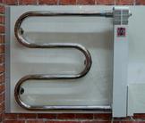 Электрический полотенцесушитель ЭРА+2М250А1Ф25х600